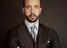 Marco Postiglione Fondatore Marco Post The Italian Beauty SPA